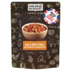 Look what we found! hot & spicy chillli with kidney beans - 250g Brand Price Match - Checked Tesco.com 25/11/2015