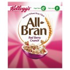 Kellogg's all-bran red berry crunch - 340g Brand Price Match - Checked Tesco.com 05/03/2014