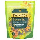 Twinings popcorn tea 12 pyramids - 30g Brand Price Match - Checked Tesco.com 20/05/2015