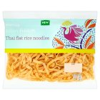 Waitrose Asian fusion Thai flat rice noodles - 270g