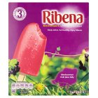 Ribena blackcurrant fruit juice lolly - 3x75ml Brand Price Match - Checked Tesco.com 18/08/2014