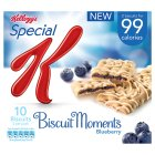 Special K biscuit moments blueberry