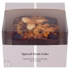 Waitrose Christmas richly fruited gift cake - 350g