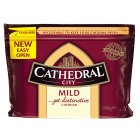 Cathedral City mild Cheddar - 350g Introductory Offer