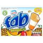 Nestlé fab tropical 6s - 6x58ml Brand Price Match - Checked Tesco.com 26/03/2015