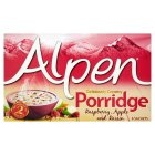 Alpen porridge raspberry, apple & raisin - 6x40g Brand Price Match - Checked Tesco.com 19/11/2014