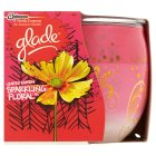 Glade candle sparkling floral - 120g