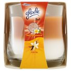 Glade 2in1 candle Bali sandalwood - 135g