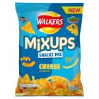 Walkers mixups snacks mix cheese - 120g