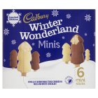 Cadbury winter wonderland minis - 6x50ml