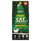 Lily's Kitchen cat treats turkey cranberry