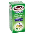 Benylin childrens apple cough syrup