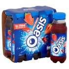 Oasis summer fruits - 6x250ml