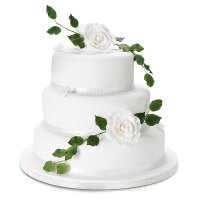 golden wedding cakes waitrose amp butterfly wedding cake white vanilla amp fruit 14774