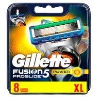 Gillette Fusion ProGlide Power Razor Blades 8 count