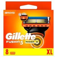 Gillette Fusion Power Razor Blades 8 count
