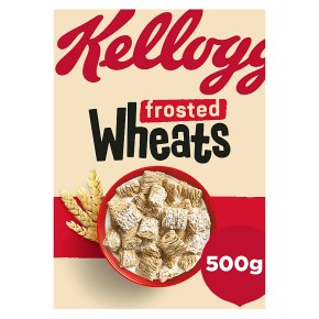 Kellogg's Frosted Wheats Cereal