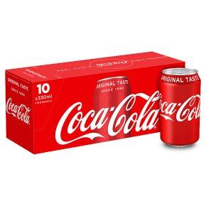 Coca-Cola fridge pack