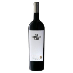 Chocolate Block Magnum, South African, Red Wine