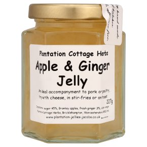 Plantation Cottage Herbs apple & ginger jelly