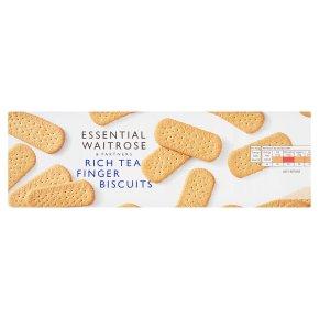 Essential Rich Tea Finger Biscuits