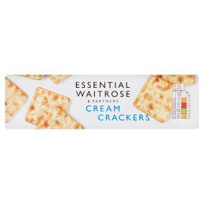 Essential Cream Crackers