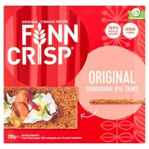 Finn Crisp rye crispbread