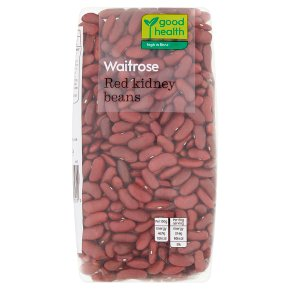 Waitrose Love life red kidney beans