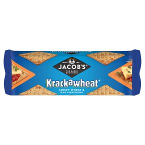 Jacobs Krackawheat Crackers