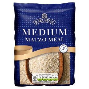 Kosher Rakusen's medium matzo meal
