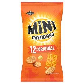Jacob's mini cheddars original 12s