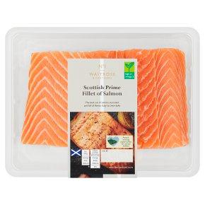 No.1 Scottish Prime Fillet of Salmon