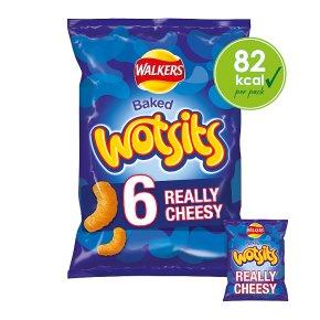 Walkers Wotsits Really Cheesy