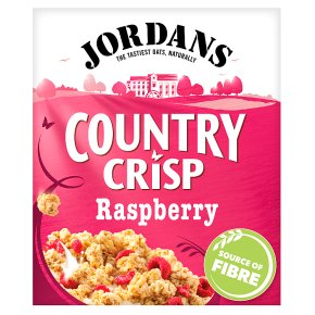 Jordans Country Crisp Raspberries