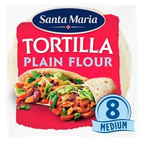 Santa Maria 8 Plain Tortillas