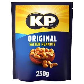 KP peanuts salted