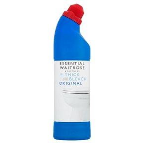 essential Waitrose thick bleach