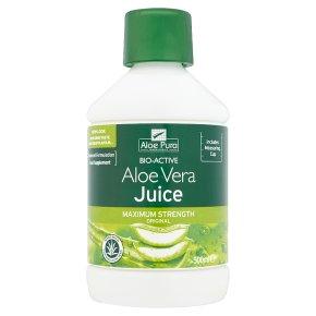 Aloe Vera juice max strength