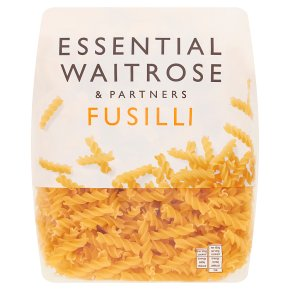 essential Waitrose fusilli
