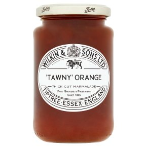 Wilkin & Sons 'tawny' orange marmalade