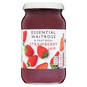 Essential Waitrose strawberry jam