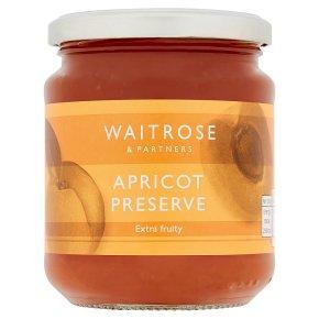 Waitrose apricot conserve