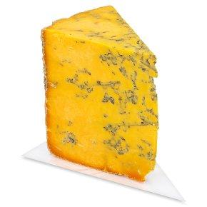 Waitrose Cropwell Bishop Blue Shropshire cheese