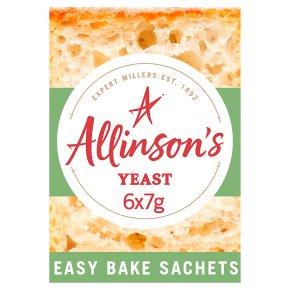 Allinson Easy Bake Yeast