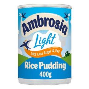 Ambrosia Devon low fat creamed rice