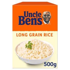 Uncle Ben's long grain rice
