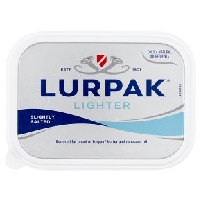 Lurpak lighter spreadable