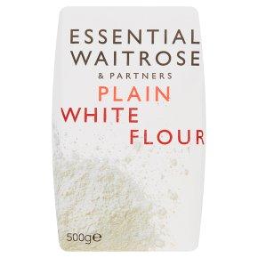 essential Waitrose plain white flour