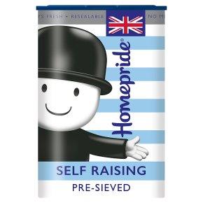 Homepride self raising flour