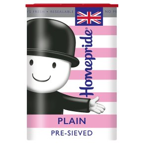 Homepride plain flour